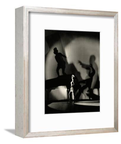 Vanity Fair - March 1930-Florence Vandamm-Framed Art Print