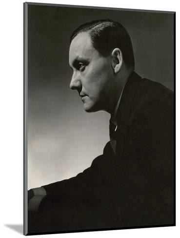 Vanity Fair - June 1935-Lusha Nelson-Mounted Premium Photographic Print