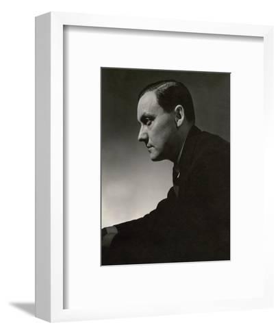 Vanity Fair - June 1935-Lusha Nelson-Framed Art Print