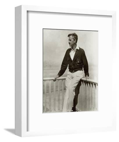 Vanity Fair - December 1923-Nickolas Muray-Framed Art Print