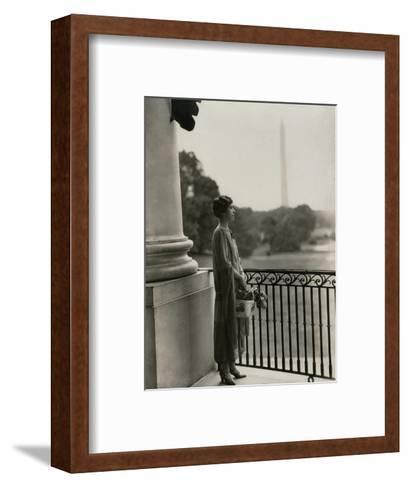Vanity Fair - November 1928-Nickolas Muray-Framed Art Print