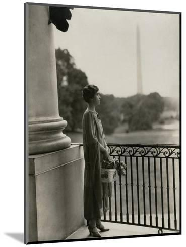 Vanity Fair - November 1928-Nickolas Muray-Mounted Premium Photographic Print