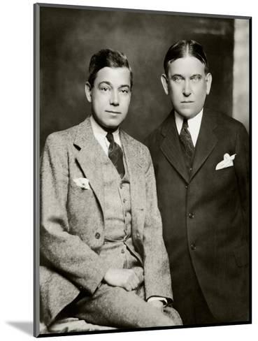 Vanity Fair - January 1929-Ben Pinchot-Mounted Premium Photographic Print
