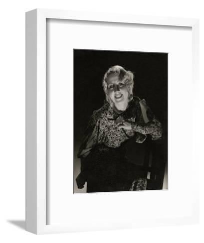 Vanity Fair - May 1933-Edward Steichen-Framed Art Print