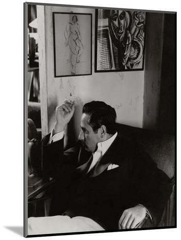 Vanity Fair - March 1932-Edward Steichen-Mounted Premium Photographic Print