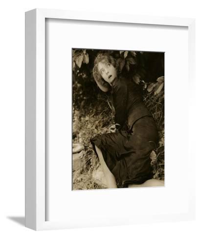 Vanity Fair - November 1934-Edward Steichen-Framed Art Print
