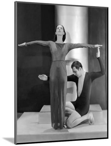 Vanity Fair - March 1930-Nickolas Muray-Mounted Premium Photographic Print