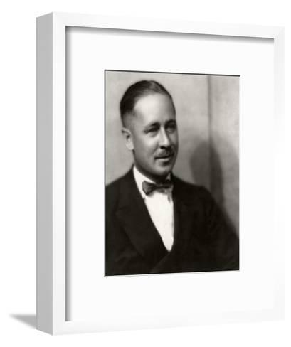 Vanity Fair - June 1924-Nickolas Muray-Framed Art Print