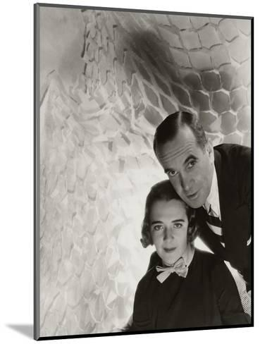Vanity Fair - July 1934-Cecil Beaton-Mounted Premium Photographic Print