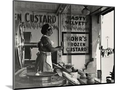 Vanity Fair - August 1935-Lusha Nelson-Mounted Premium Photographic Print