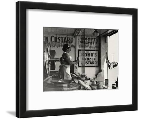 Vanity Fair - August 1935-Lusha Nelson-Framed Art Print
