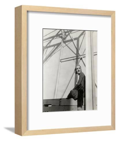 Vanity Fair - July 1931-Cecil Beaton-Framed Art Print