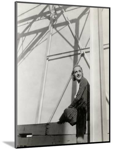 Vanity Fair - July 1931-Cecil Beaton-Mounted Premium Photographic Print