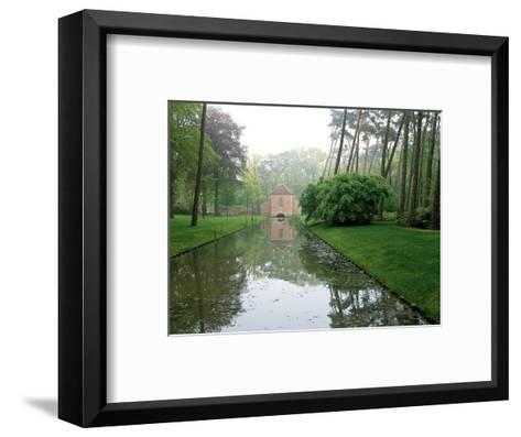 House & Garden - January 2003-Alexandre Bailhache-Framed Art Print