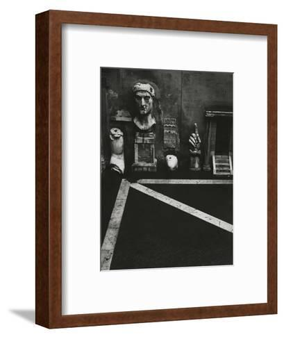 Vogue - May 1948-Robert Randall-Framed Art Print