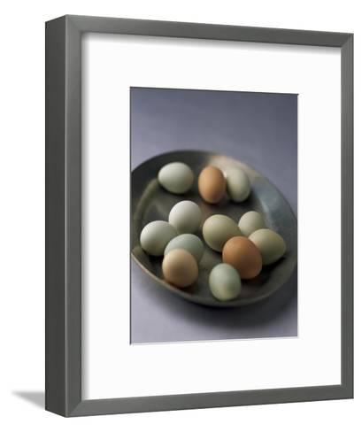 Gourmet - April 2001-Romulo Yanes-Framed Art Print