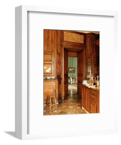 House & Garden - March 2005-Pascal Chevallier-Framed Art Print