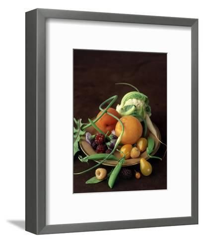 Gourmet - September 2000-Romulo Yanes-Framed Art Print