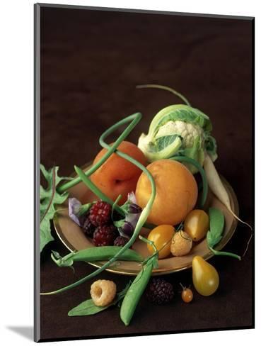 Gourmet - September 2000-Romulo Yanes-Mounted Premium Photographic Print