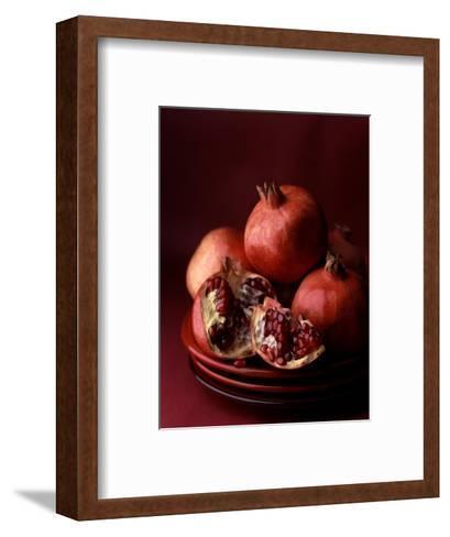 Gourmet - January 2000-Romulo Yanes-Framed Art Print
