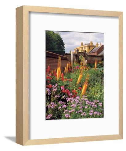 House & Garden - April 2004-Alexandre Bailhache-Framed Art Print