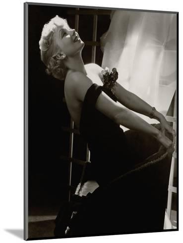 Vanity Fair - July 1935-Lusha Nelson-Mounted Premium Photographic Print