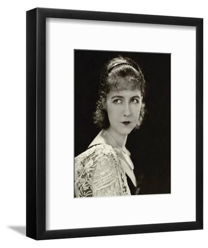 Vanity Fair - November 1928-George Hoyningen-Huen?-Framed Art Print