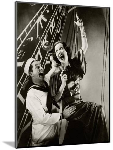 Vanity Fair - May 1935-Edward Steichen-Mounted Premium Photographic Print