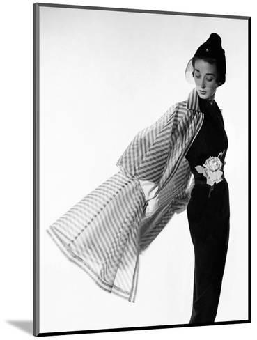 Vogue - April 1950-Cecil Beaton-Mounted Premium Photographic Print
