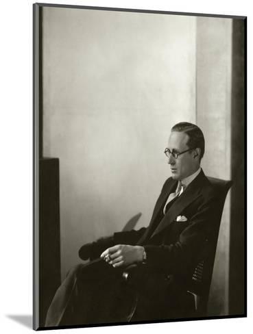 Vanity Fair - April 1932-Edward Steichen-Mounted Premium Photographic Print
