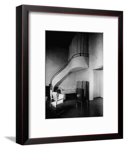 House & Garden - August 1937-Gomez-Framed Art Print