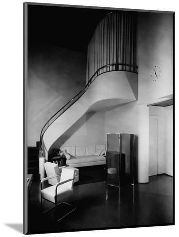 House & Garden - August 1937-Gomez-Mounted Premium Photographic Print