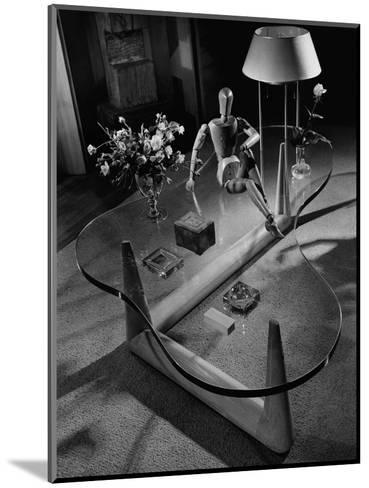 House & Garden - April 1945-Andr? Kert?sz-Mounted Premium Photographic Print