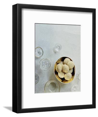 Gourmet - December 2006-Romulo Yanes-Framed Art Print