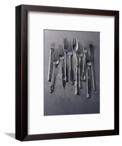 Gourmet-Romulo Yanes-Framed Art Print