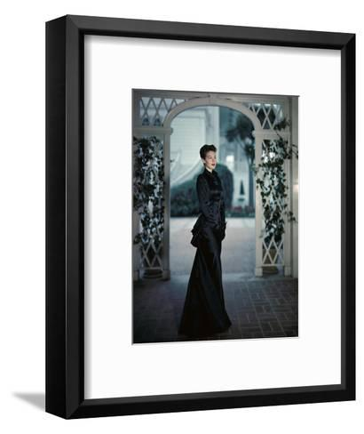 Vogue-Luis Lemus-Framed Art Print