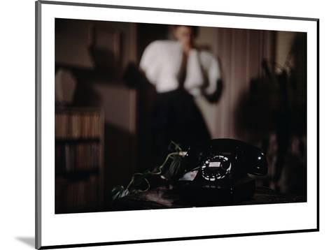 Vogue - February 1947-John Rawlings-Mounted Premium Photographic Print