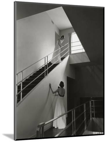 Vogue - May 1935-Edward Steichen-Mounted Premium Photographic Print
