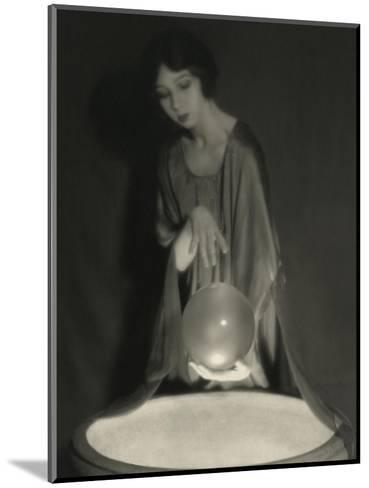 Vanity Fair - February 1921-Alexander Milne-Mounted Premium Photographic Print