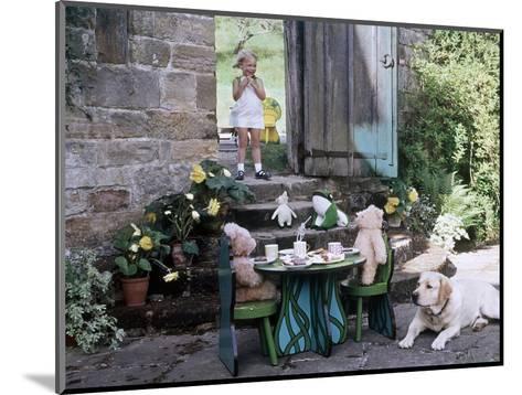 House & Garden - August 1975-Ernst Beadle-Mounted Premium Photographic Print
