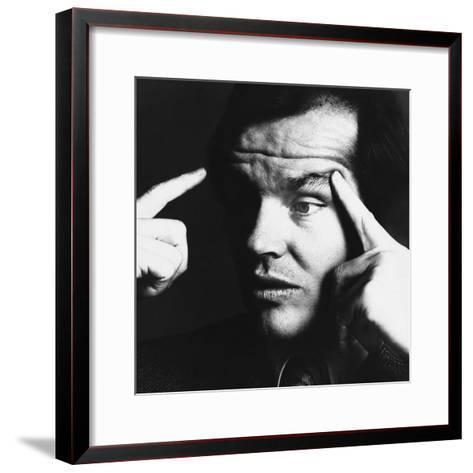 Vogue - April 1970-Jack Robinson-Framed Art Print