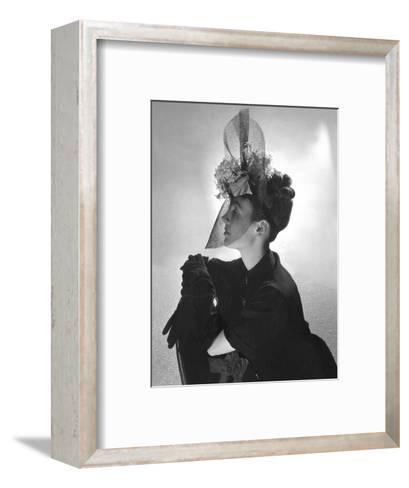 Vogue - June 1939-Horst P. Horst-Framed Art Print