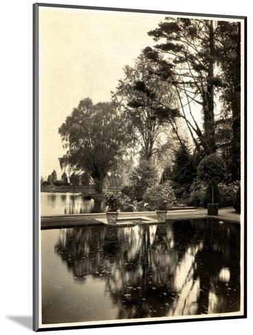 Vogue - August 1931-Mattie Edwards Hewitt-Mounted Premium Photographic Print