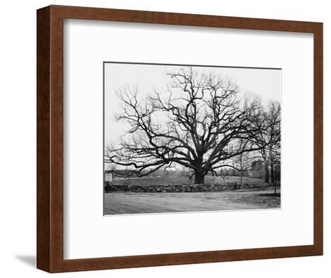House & Garden - January 1945-Tom Leonard-Framed Art Print