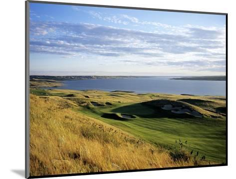 Sutton Bay Golf Club, Hole 15-Stephen Szurlej-Mounted Premium Photographic Print