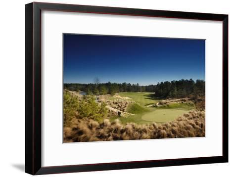 Tobacco Road Golf Course-Stephen Szurlej-Framed Art Print