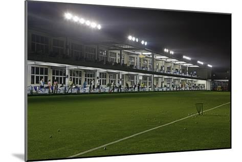 National Olympic Sports Training Center-J.D. Cuban-Mounted Premium Photographic Print
