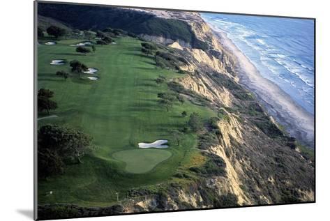 Torrey Pines Municipal Golf Course South Course, Hole 4-J.D. Cuban-Mounted Premium Photographic Print