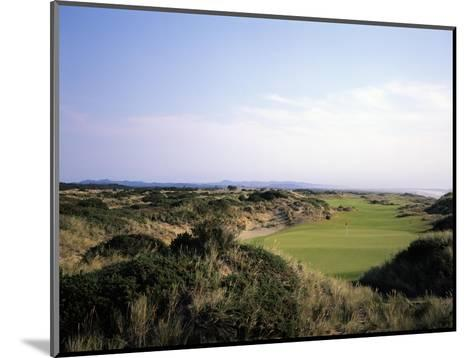 Bandon Dunes Golf Course, Hole 5-Stephen Szurlej-Mounted Premium Photographic Print