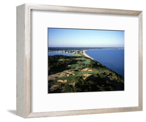Sebonack Golf Club, Hole 17-Stephen Szurlej-Framed Art Print